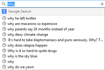 Google-why